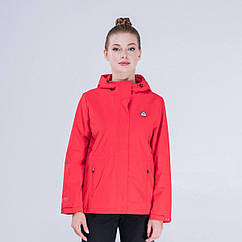 Куртка ветрозащитная женская Peak Sport FW293152-RED XS Красная 6941123609784, КОД: 1381660