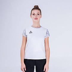 Футболка женская Peak Sport FS-UW1904NOK-WHI S Белая 6941123672672, КОД: 1381616