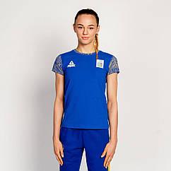 Футболка женская Peak Sport FS-UW1813NOK-BLU XS Темно-синяя 6941123665148, КОД: 1492845