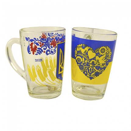 Чашка ОСЗ Конус Украина 300 мл 8143, фото 2