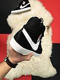 Кроссовки Nike Blazer Mid, кроссовки найк блейзер мид, фото 7