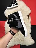 Кроссовки Nike Blazer Mid, кроссовки найк блейзер мид, фото 2