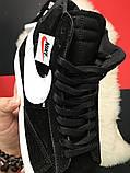 Кроссовки Nike Blazer Mid, кроссовки найк блейзер мид, фото 6