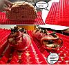 Силиконовый коврик для выпечки Pyramid Pan пирамидки, фото 5