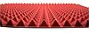 Силиконовый коврик для выпечки Pyramid Pan пирамидки, фото 7