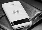 [ОПТ] Power Bank Wireless Беспроводная 890, фото 4