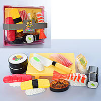 Детский набор продуктов игрушечный для суши от 3 лет
