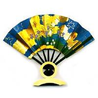 Японский веер «Айякикуза»