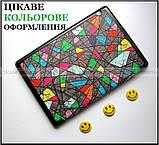 Мужской цветной чехол для Huawei Mediapad T5 10 AGS2-L09 AGS2-W09 ( Мозаика), фото 7