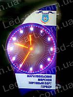 Светодиодные электронные уличные часы, имитирующие стрелочные аналоговые часы LED-ART-Clock-1150