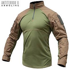 Рубашка UBACS тактическая ANTITERROR II COYOTE (ВИДЕО)