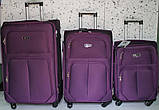 Валізи чемоданы FLY 214 Польща не 4-х. колесах, фото 5