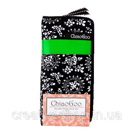 Набор бамбуковых носочных спиц ChiaoGoo 15 см