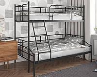 Кровать двухъярусная для троих Злата 2+1, фото 1