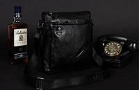 Мужская кожаная сумка. Модель 63176, фото 9