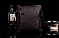 Мужская кожаная сумка. Модель 63176, фото 10