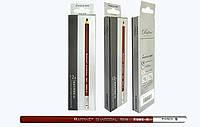 Карандаши угольные Raffine 12 штук, круглые, цвет- чорный, ТМ Marco