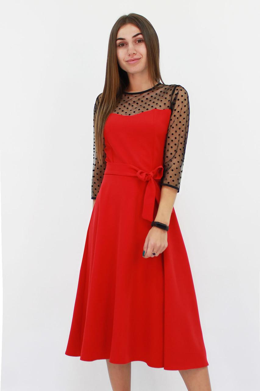S, M, L, XL   Вишукане жіноче плаття Blade, червоний