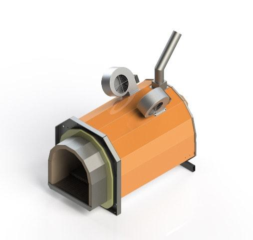 Пеллетная горелка Eco-Palnik UNI MAX 70 кВт