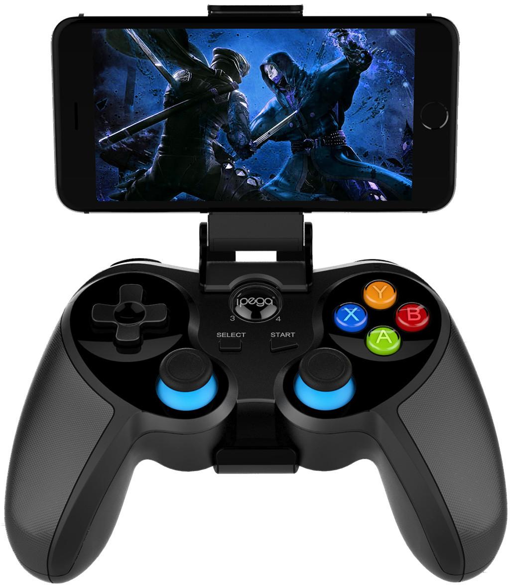 Беспроводной Геймпад IPEGA PG-9157 Джойстик Bluetooth для PC iOS Android - для смартфона, PC, Smart TV