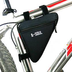 Сумка для велосипеда B-Soul (18х20 см)