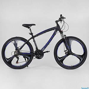 """Горный алюминиевый велосипед 26"""" CORSO EVOLUTION"""