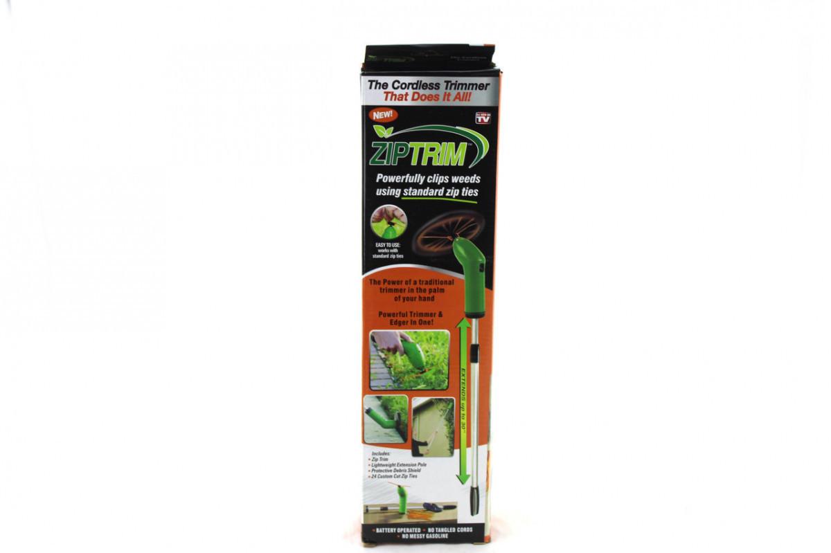 Портативная триммер для сада Zip Trim ( на батарейках)
