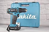 Шуруповерт Makita 550 DWE (24V, 5.0AH), Макита Аккумуляторный шуруповерт с набором инструментов