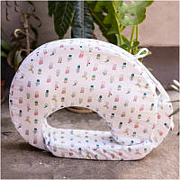 Наволочка на подушку для кормления FEEDING PILLOW «Кактусы», фото 1