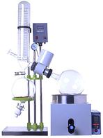 Ротационный испаритель RE-301 с масляной баней, с ручным подъемником, 0,5 - 3 л