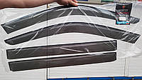 """VW Golf VII Variant 2013 дефлекторы окон """"Cobra Tuning"""""""