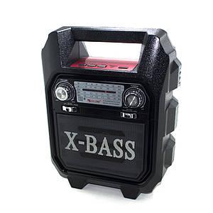 Радио портативная колонка блютуз Golon RX-699 BT 178651
