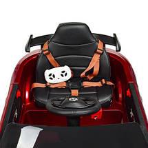 Дитячий електромобіль Bambi M 4182EBLRS-3 MP3 TF USB колеса EVA, фото 2