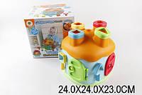 Игрушка для малыша Double Fun логика-сортер домик