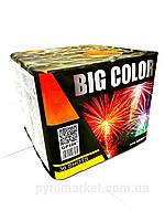 Салют Big Color Maxsem GP506-36, 36 выстрелов 25 мм, фото 1
