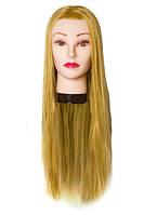 """Голова-манекен """"блондин"""" 55-60см + штатив Eurostil 02545"""