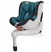 Автокресло 360 поворотное для новорожденных 0 isofix с положением для сна EasyGo Rotario 0-18 кг (8384)