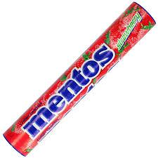 Mentos Fruit strawberry