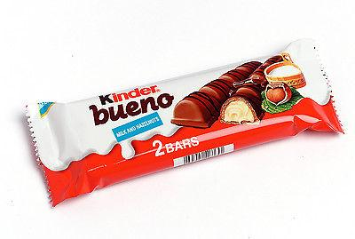 Батончики Kinder Bueno Milk Chocolate 43 g