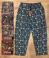 Жіночі кольорові брюки на літо хб тм Fazo-R 58-66