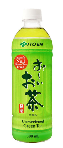 Напиток Japanese Green Tea Oi Ocha 500 ml