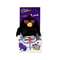 М'яка іграшка Cadbury Angry Birds Black 70 g
