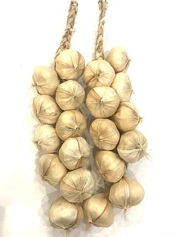 Чеснок декоративный( косичка 40 см ), фото 2