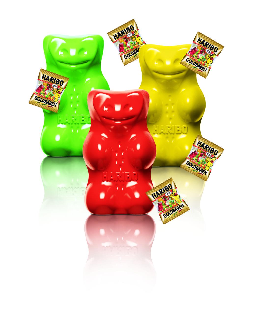 Желейные конфеты Haribo Goldbears Green 120 g