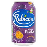 Газированный напиток Rubicon Passion 330 ml