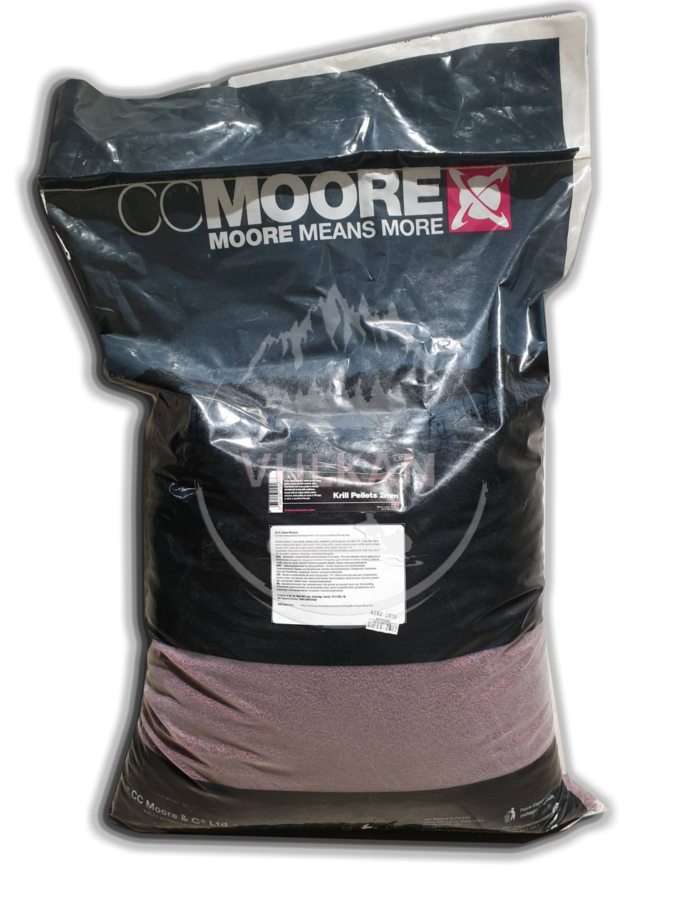 Пеллетс CC Moore Krill Pellets 2mm 20кг
