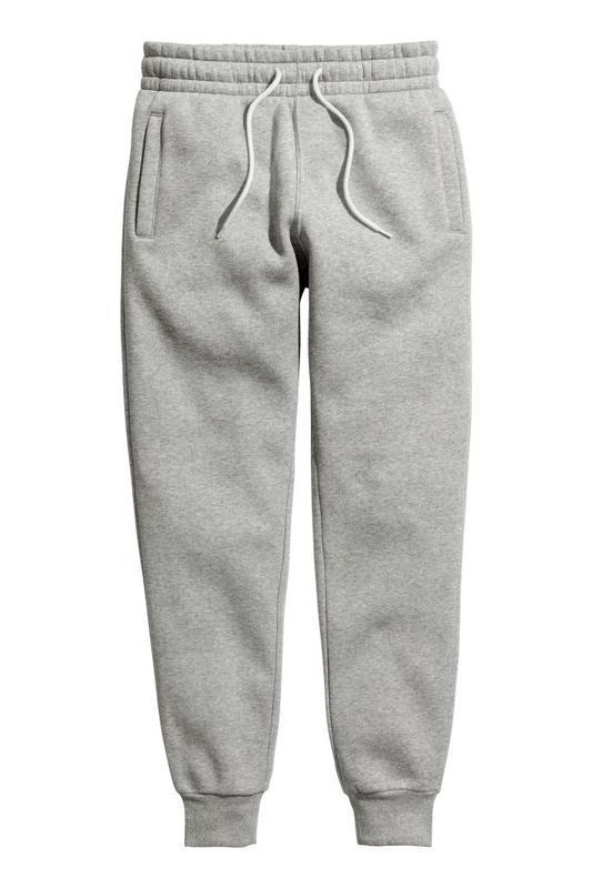 Мужские спортивные штаны h&m размеры s