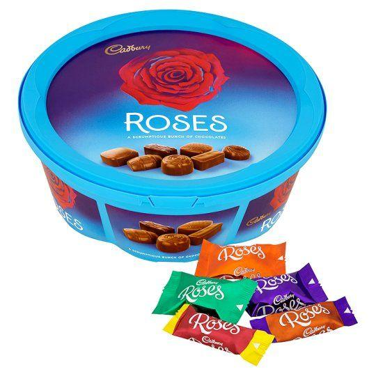 Подарочный набор конфет Cadbury Roses