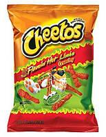 Cheetos Flamin' Hot Limon Crunchy 28,3 g