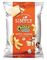 Снеки Cheetos Simply Puffs White Cheddar 24,8 g